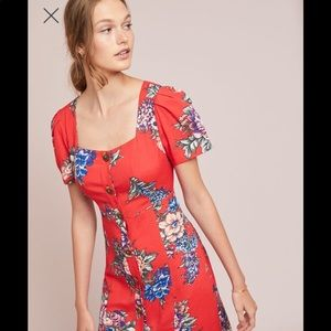 Anthropologie dress.